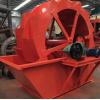 轮斗式洗砂机大型斗轮式洗砂机震动洗石机矿山水洗轮洗沙设备石料